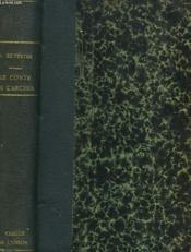 Le Conte De L'Archer - Couverture - Format classique