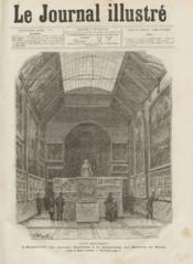 Journal Illustre (Le) N°7 du 15/02/1880 - Couverture - Format classique