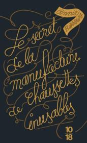 Vente livre :  Le secret de la manufacture de chaussettes inusables  - Annie Barrows