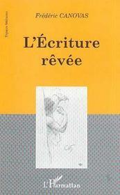 L'Ecriture Revee - Intérieur - Format classique