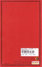 Hygiene Et Plaies Tome 3 - 4ème de couverture - Format classique