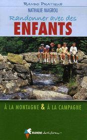 Randonner avec des enfants à la montagne, à la campagne - Intérieur - Format classique