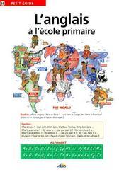 L'Anglais A L'Ecole Primaire - Intérieur - Format classique