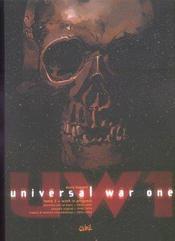 Universal war one t.5 ; Babel - Intérieur - Format classique