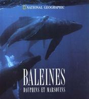 Baleines Dauphins Et Marsouins - Intérieur - Format classique