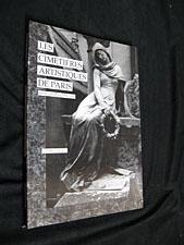 Les Cimetieres Artistiques De Paris - Couverture - Format classique