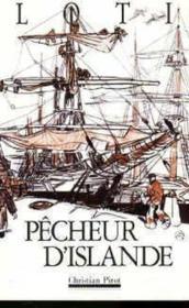 Pecheur D'Islande - Couverture - Format classique