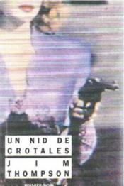 Un Nid De Crotales - Couverture - Format classique