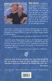 Le Coeur Plein D'Espoir ; Dix Lecons De Vie - 4ème de couverture - Format classique