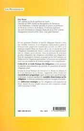 Guide pratique des obligations - 4ème de couverture - Format classique