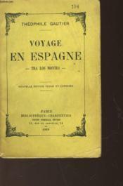 Voyage En Espagne - Tra Los Montes - Couverture - Format classique