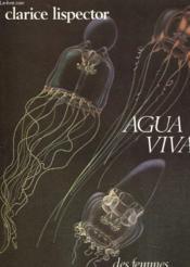 Agua Viva - Couverture - Format classique
