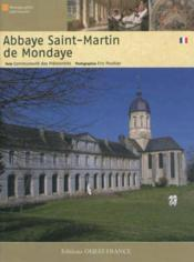 Abbaye saint-martin de mondaye - Couverture - Format classique