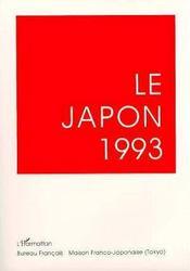 Le Japon, 1993 - Intérieur - Format classique