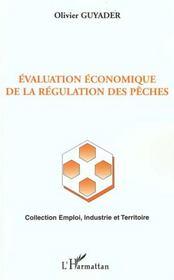 L'évaluation économique de la régulation des pêches - Intérieur - Format classique