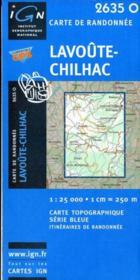 Lavoute Chilhac - Couverture - Format classique