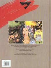 Déesse blanche déesse noire t.1 - 4ème de couverture - Format classique