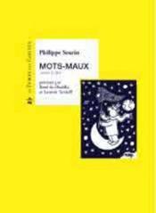 Mots-Maux - Couverture - Format classique