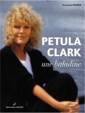 Petula Clark, une baladine - Intérieur - Format classique
