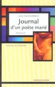 Journal D'Un Poete Marie. Nouvelles - Intérieur - Format classique