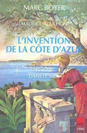L'Invention Sur La Cote D'Azur - Intérieur - Format classique