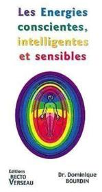 Energies Conscientes. Intelligentes. Sensibles - Couverture - Format classique