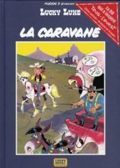 Lucky Luke t.24 ; la caravane - Couverture - Format classique