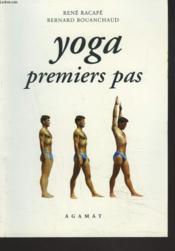 Yoga - Premiers Pas - Couverture - Format classique
