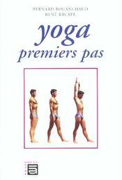 Yoga - Premiers Pas - Intérieur - Format classique