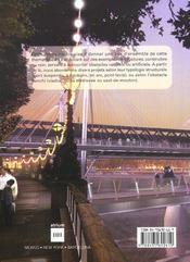 Ponts - 4ème de couverture - Format classique