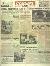Equipe (L') N°135 du 23/08/1946 - Couverture - Format classique