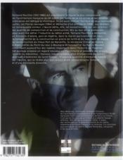 Fernand Pouillon - 4ème de couverture - Format classique