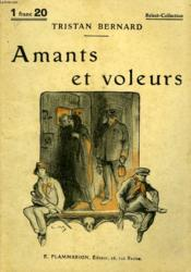 Amants Et Voleurs. Collection : Select Collection N° 117 - Couverture - Format classique