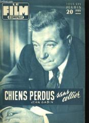 Film Complet N° 545 - Chiens Perdus Sans Collier - Couverture - Format classique