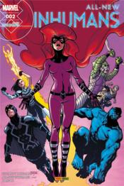 Vente livre :  All-New Inhumans N.2  - Collectif