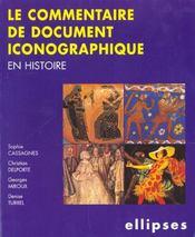 Le Commentaire De Document Iconographique En Histoire - Intérieur - Format classique