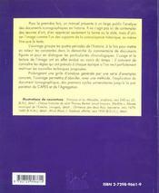 Le Commentaire De Document Iconographique En Histoire - 4ème de couverture - Format classique