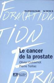 Cancer De La Prostate - Intérieur - Format classique