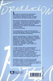 Cancer De La Prostate - 4ème de couverture - Format classique