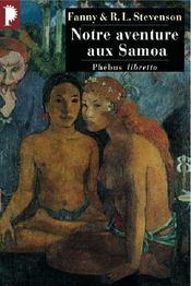 Notre aventure aux Samoa - Intérieur - Format classique