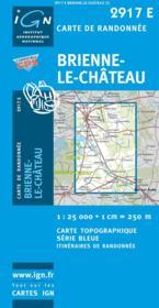 Brienne-le-Château - Couverture - Format classique