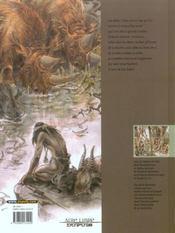 Les chasseurs de l'aube t.1 - 4ème de couverture - Format classique
