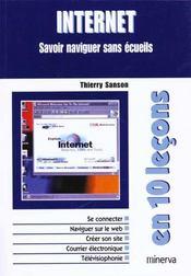 Internet En Dix Lecons - Intérieur - Format classique