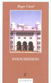 L'Insoumission - Couverture - Format classique
