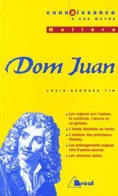 Dom Juan - Moliere - Intérieur - Format classique