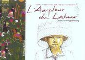 L'Ampleur Du Labeur. Cacao, Un Village Hmong - Intérieur - Format classique