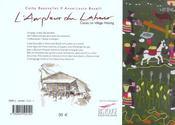 L'Ampleur Du Labeur. Cacao, Un Village Hmong - 4ème de couverture - Format classique