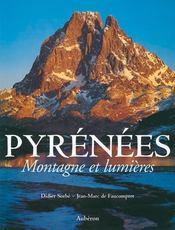 Pyrénées, montagne et lumières - Intérieur - Format classique
