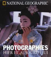 Photographies hier et aujourd'hui - Intérieur - Format classique