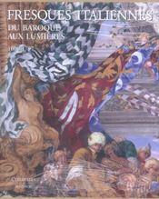Fresques italiennes du baroque aux lumières ; 1600-1797 - Intérieur - Format classique